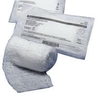 """Dermacea Nonsterile Gauze Fluff Rolls, 6-Ply, 4-1/2"""" x 4-1/10 yds.  68441251-Each"""