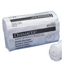 "Dermacea Sterile Stretch Bandage, 4"" x 4-1/10 yds.  68441506-Each"