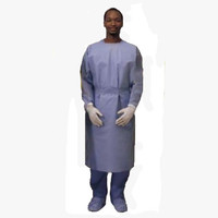 Procedure Gown  Non-Sterile  Universal  Blue  553200PG-Pack(age)