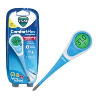 Vicks ComfortFlex Digital Thermometer with Fever InSight  KAZV966USV1-Each