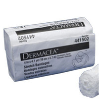 """Dermacea Sterile Stretch Bandage, 6"""" x 4 yds. (Stretched) 75"""" (Relaxed)  68441507-Each"""