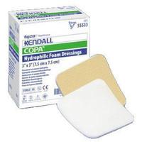 "Copa Ultra-Soft Hydrophilic Foam Dressing, 8"" x 8""  6855588-Each"