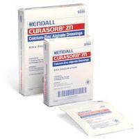 "Curasorb Zinc Calcium Alginate Dressing, 4"" X 8""  689356-Each"