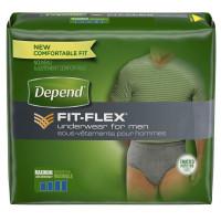 Depend Maximum Absorbency Underwear for Men Small/Medium  6943616-Pack(age)