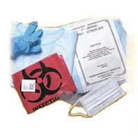 Disposable Protection Kit w/Shoe Covers & Cap  HO690607-Each