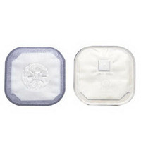 "Stoma Cap with Porous Cloth Tape Adhesive 3"" Opening 4-1/4""  503186-Box"