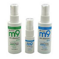M9 Odor Eliminator Spray 2 oz. Pump Spray  507734-Each