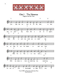 Paraklesis Sheet Music (Down Loadable Only)
