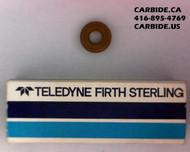 RNMG 43 E Teledyne Tin Coated Carbide Turning Insert