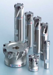 "APXUR081FA10SA 1/2"" Mitsubishi Carbide Indexable End Mill"