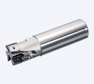 """APX4000UR243SA24LA 1-1/2"""" Mitsubishi Carbide Indexable End Mill"""
