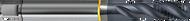 1/4 - 20 NC Tap Spiral Flute TiCN POWER TAP GUHRING
