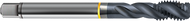 1/4 - 28 NF Tap Spiral Flute TiCN POWER TAP GUHRING