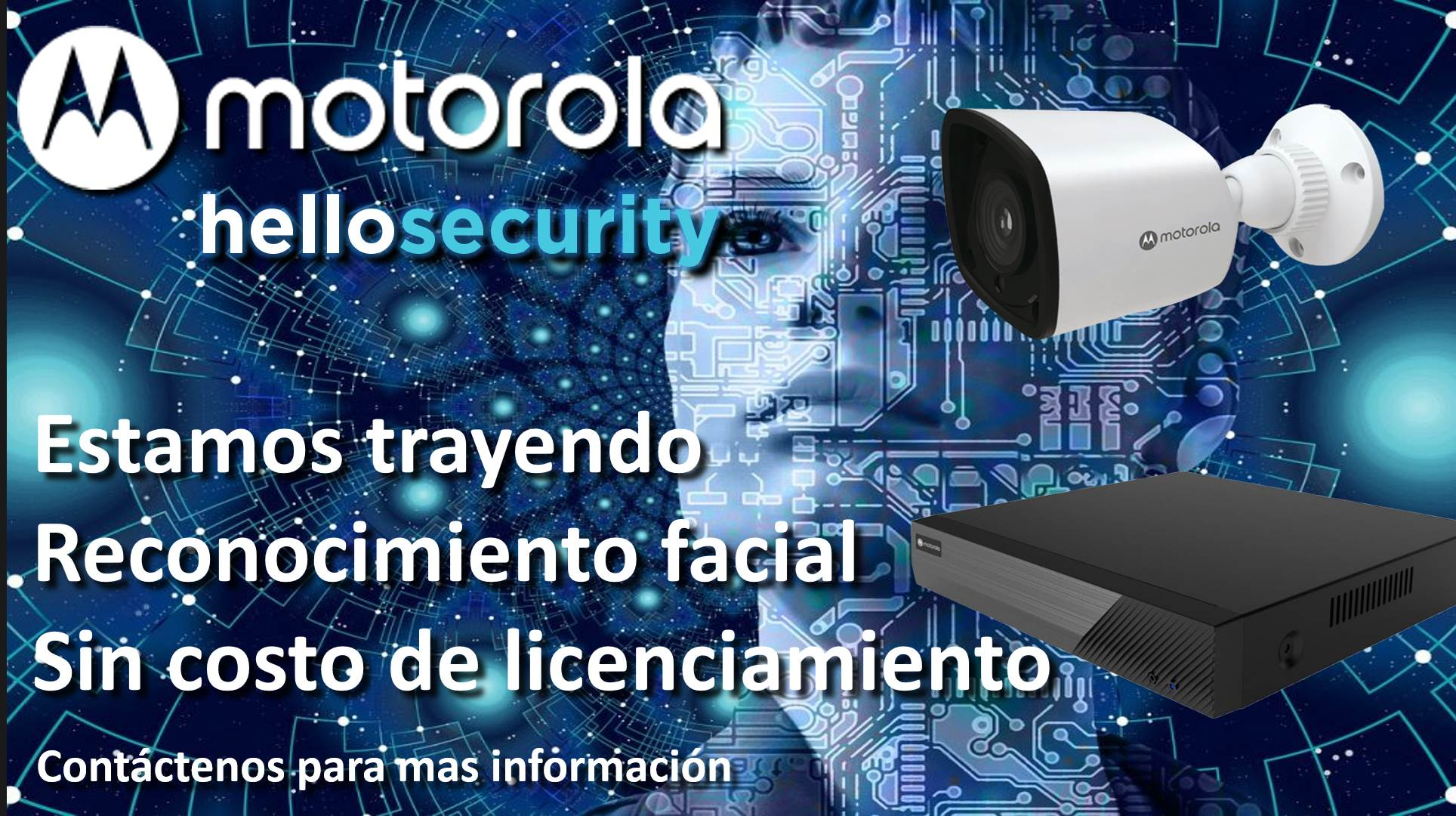 Motorola-Video Vigilancia