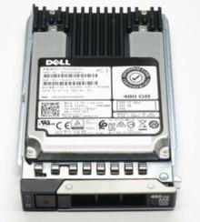 Dell Server Poweredge  Original Hard Drive  480GB SSD Sata Read Intensive 12GBPS 2.5IN / Unidad de Estado Solido con Charola New Dell N5Y85 .
