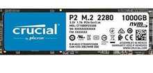 Dell Laptop /Desktop Hard Drive 1TB  SSD M.2 TYPE 2280 PCIE NVME 3D NAND (READ-2400 MBPS-WRITE 1800 MBPS)   / Disco de Estado Solido New Dell CT1000P2SSD8