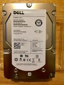DELL POWEREDGE 2950 DISCO DURO 300GB@15K 6GBS SAS 3.5IN HOTPLUG  SIN CHAROLA NEW DELL F617N, ST3300657SS