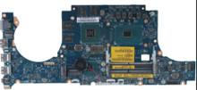 Dell Laptop Inspiron 15 Gaming 7567 Original CPU Motherboard INTEL I5-6300HQ / Tarjeta Madre Refurbished  RJ4MM , LA-D991P
