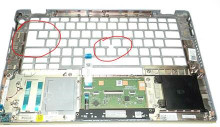 Dell Laptop Latitude 5410 Original Spanish Palmrest Upper Lid Keyboard Cove For Dual Point KB ( NO TOUCHPAD)  / Descansamos para Teclado en Español Doble Puntero ( SIN TOUCH)  New Dell  A19998