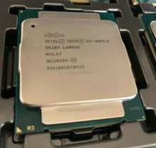 DELL INTEL PROCESSOR XEON E5-2603 V3  1.6GHZ 15MB 6-CORE  ( NO BOX) NEW  INTEL C1J8J, SR20A , BX80644E52603V3