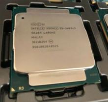 DELL INTEL PROCESSOR XEON E5-2603 V3  1.6GHZ 15MB 6-CORE  ( NO BOX) REFURBISHED INTEL C1J8J, SR20A , BX80644E52603V3