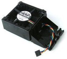 DELL OPTIPLEX GX520 ,GX620 ,745, 755, 760 SFF GENUINE DELL FAN ASSEMBLY/ ABANICO , DELL REFURBISHED, CARCAZA M8788 + FAN M8041