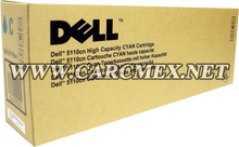 DELL Impresora 5110 Toner Original CYAN (12.000 PGS) Alta Capacidad NEW DELL MD005 ,GD900 ,310-7891, A7015385