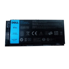 DELL Laptop Precision Battery ORIGINAL 9CEL 97WHR TYPE-FV993 11.1V / Bateria Original de 9CEL NEW DELL 1C75X, V7M28, 312-1354, FVWT4, JHYP2, RY6WH, 7DWMT, HPNYM