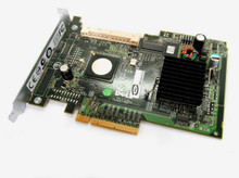 DELL POWEREDGE 1950_2950 PERC5/IR SAS RAID CONTROLLER CARD TARJETA CONTROLADORA REFURBISHED DELL MG129, UN939, GU186