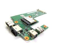 DELL INSPIRON 15R N5010 DC IN USB HDMI JACK BOARD ,  48.4HH02.011