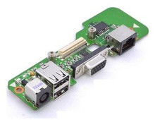 DELL INSPIRON 1545 CHARGING DC JACK + USB + VGA + RJ45 (ETHERNET) BOARD REFURBISHED DELL  48.4AQ03.021, 00829