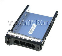 DELL Poweredge 1600SC, 1750, 1850, 2300, 2400, 2450, 2500, 2550, 2600, 2650, 2850, 4300, 4350, 4400, 6300, 6350 Hard Drive Bracket ISCSI 80 PIN REFURBISHED DELL 9D988, H7206, J2169, G2526, M5084, WJ038, YC340, WC966, 128GT, WC038, YC340, N6747, N5084