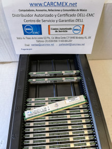 DELL SERVER ORIGINAL MEMORY 8GB 1066MHZ QUAD RANK REG ECC X8 DDR3 PC3-8500 1.5V 240-PIN MODULE SAMSUNG LOW PROFILE NEW DELL SNPK075PC/8G, A3105229, A3116521, M392B1K73CM0-CF8