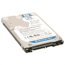 DELL LAPTOP DISCO DURO 1TB SATA 5400 RPM 2.5 INCH 6.0GB/S 8MB WESTERN DIGITAL BLUE NEW DELL WD10JPVX, K8Y8C, 6FDGW