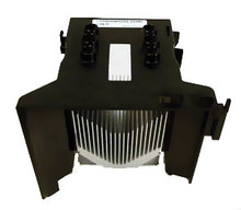 DELL OPTIPLEX GX280, GX520, GX620, DIMENSION 3100, 5100, 5150, E310, E510 HEATSINK SHROUD ASSEMBLY REFURBISHED DELL J7109