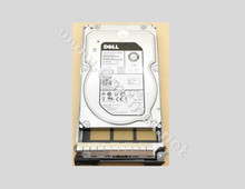 DELL PowerEdge R710, T310, T410, T420, T610, T710 NX3200, MD3200 Disco Duro 2TB@72K SAS 3.5IN RPM 6GBPS Con Charola NEW DELL K7VW5, YY34F, 1D9NN, 7RGK3, FY4Y0, 67TMT