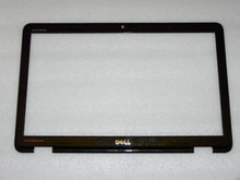 DELL INSPIRON 17R, N7010 LCD FRONT TRIM BEZEL WITH WEBCAM PORT / MARCO DE PANTALLA REFURBISHED DELL 34YFF