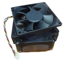 DELL VOSTRO 200, INSPIRON 530 HEATSINK W/FAN / ABANICO CON DISIPADOR DE CALOR REFURBISHED DELL JY167, CP825