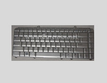 DELL Inspiron 1420,21 1520, 21, 25, 26 , Xps M1330 M1530  Vostro 1400  French Canadian Silver Keyboard NEW  NK768 , D9K0M