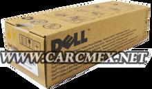 DELL IMPRESORA 3000 / 3100 TONER  AMARILLO ORIGINAL (4K) ALTA CAP (CON DETALLES EN CAJA) NEW  DELL K4974, A3274562, 310-5729