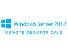 MICROSOFT WINDOWS REMOTE DESKTOP SERVER CAL 2012  SNGL OLP NO LEVEL CAL X USER NEW 6VC-02073