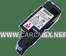 DELL Impresora 1250, 1350, 1355, C1760, C1765 Toner Original Magenta 1,400 PGS Alta Capacidad NEW DELL 5GDTC, XMX5D, 331-0780, A7247785