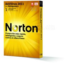 NORTON ANTIVIRUS 2011 ESPAÑOL 1 USUARIO, 1 AÑO