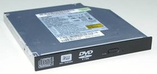 DELL  INSPIRON 1501, 2200, 6000, 6400, LATITUDE 110L,120L, XPS M140, M170, M1210, M1710  DVD+/-RW DRIVE REFURBISHED DELL GH766