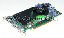 DELL  NVIDIA GEFORCE 8600GTS 256MB PCI-E VIDEO CARD, REFURBISHED DELL, TP073