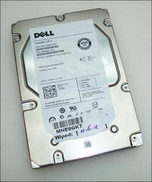 DELL POWEREDGE T310, R410, T410, R510, R610, T610, R710, T710, NX3000 DISCO DURO 450GB@15K SAS 3.5IN  SIN CHAROLA NEW DELL R749K, 342-2066, 341-7201, 342-2085, XYGNX, DD04W, Y070J, D32VD, T857K