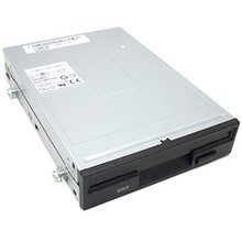 DELL OPTIPLEX 320, 330, 740, 745, 760, 960, DIMESION 9200, C521, E520, E521  FLOPPY DRIVE 1.44M BLACK CHASSIS REFURBISHED DELL UH650