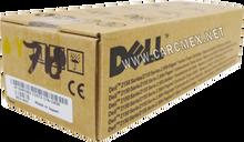 DELL Impresora 2150, 2155 Toner Original Amarillo (2.5K) Alta Capacidad NEW DELL, 9X54J, NPDXG, 331-0718, A7015380