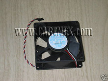 DELL DIMENSION 4300, 4550, 8200,  8250,  8300, OPTIPLEX GX240, POWEREDGE 400SC COOLING FAN 3 PIN  12V 0.70A / ABANICO PARA EL CPU REFURBISHED DELL 7G538, 9232-12HBTL