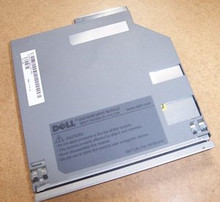 DELL INSPIRON 500M, 600M, 8500,8600,  9100, LATITUDE D400,D500, D600, D800, PRECISION M60 DVD-ROM DRIVE REFURBISHED  DELL 5W299, G7683, M9250, J1644, TF028